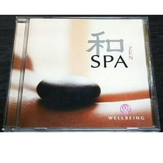 CD 和 SPA ZEN ヒーリングミュージック 瞑想 リラクゼーション ヨガ(ヒーリング/ニューエイジ)