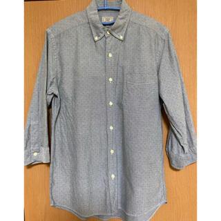 グリーンレーベルリラクシング(green label relaxing)のグリーンレーベルリラクシング メンズシャツ(Tシャツ/カットソー(七分/長袖))