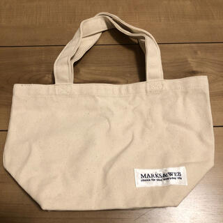 MARKS&WEB トートバッグ