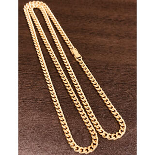 18金 喜平 ネックレス 2面 40.4g 60cm K18キヘイ(ネックレス)