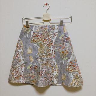 カルヴェン(CARVEN)のcarven スカート ザラ ビームス シップス アニエスベー マルニ cos (ひざ丈スカート)