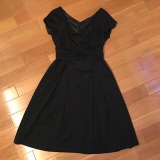 ダブルスタンダードクロージング(DOUBLE STANDARD CLOTHING)のダブルスタンダード ワンピース(ひざ丈ワンピース)