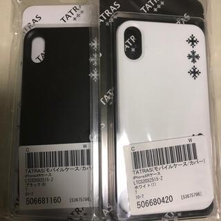 タトラス iphone XR ケース