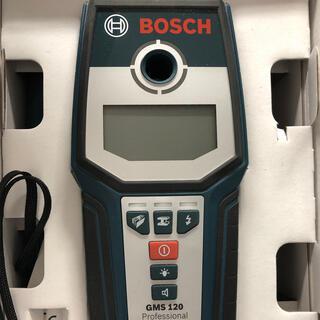 ボッシュ(BOSCH)のデジタル探知機 GMS120  壁裏センサー(その他)
