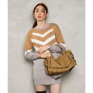 プレーンクロージング(PLAIN CLOTHING)のPLAINCLOTHING 3WAYハンドバッグショルダーバッグ サンドベージュ(ショルダーバッグ)