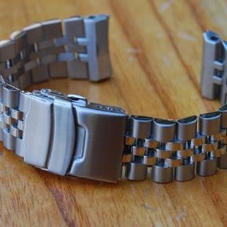 セイコー(SEIKO)のベルト セイコー向け  SRP773 SRP775 SRP777 SRP779 (金属ベルト)
