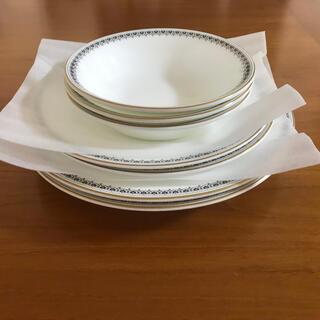 ニッコー(NIKKO)のおはヨーグルト様専用 洋食器 FINE BONE CHINA 洋食器7枚セット(食器)
