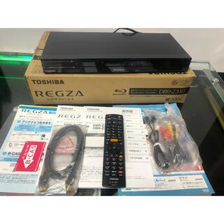 トウシバ(東芝)の新同完動超外付HDD可!東芝DBR-Z310ブルーレイレコーダー未使用品(ブルーレイレコーダー)