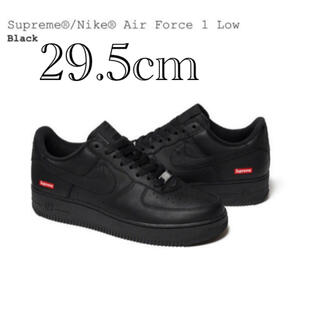 シュプリーム(Supreme)のSupreme × Nike Air Force 1 Low af1(スニーカー)