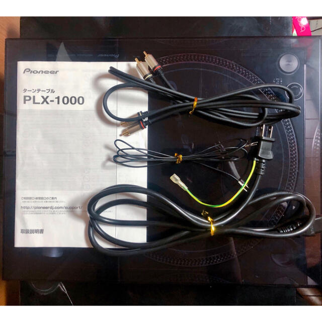 Pioneer(パイオニア)のPLX-1000 DJ機材 ターンテーブル 楽器のDJ機器(ターンテーブル)の商品写真