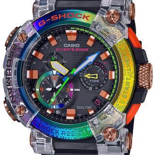 ジーショック(G-SHOCK)の新品 G-SHOCK GWF-A1000BRT-1AJR フロッグマン(腕時計(デジタル))