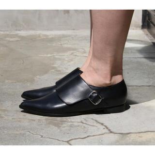 DEUXIEME CLASSE - ELIN Monk-Strap Shoes モンクストラップシューズ エリン 靴