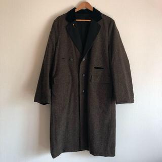 サンシー(SUNSEA)の格安 sunsea british wool coat 16AW(チェスターコート)