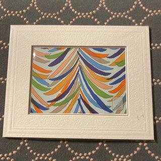 ミナペルホネン(mina perhonen)のミナペルホネン  ポストカード  フレーム付き(写真/ポストカード)