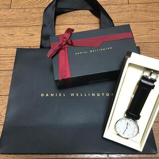 ダニエルウェリントン(Daniel Wellington)の【新品未使用】ダニエルウェリントン classic sheffield(腕時計(アナログ))
