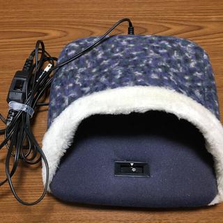 トウシバ(東芝)のTOSHIBA足温器(電気ヒーター)