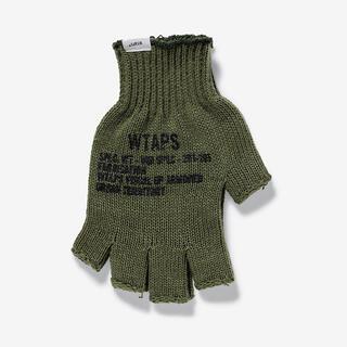 ダブルタップス(W)taps)の20AW  WTAPS TRIGGER / GLOVE  新品 OD(手袋)