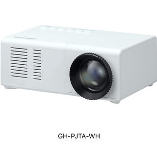 キヤノン(Canon)の新品 ミニプロジェクター GH-PJTA-WH(プロジェクター)