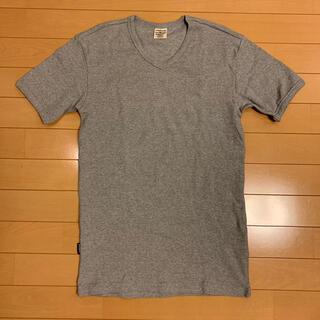 アヴィレックス(AVIREX)のAVIREX アヴィレックス Vネック Tシャツ Mサイズ(Tシャツ/カットソー(半袖/袖なし))