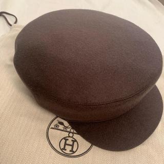 エルメス(Hermes)の新品  HERMES 帽子 キャスケット(キャスケット)