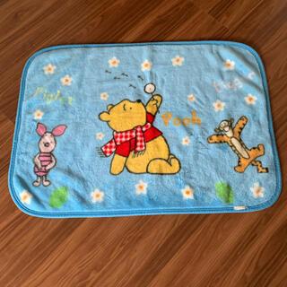 ディズニー(Disney)のお昼寝毛布 プーさん ブランケット(ベビー布団)