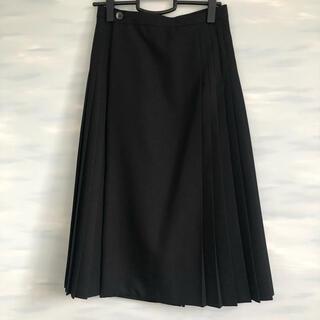 ハイク(HYKE)のHYKE ハイク プリーツ巻きスカート(ロングスカート)