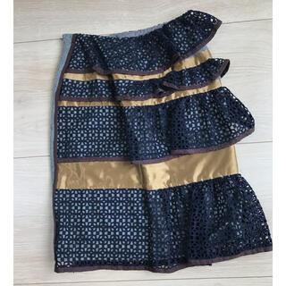 カラー(kolor)のkolor スカート 1サイズ(ひざ丈スカート)