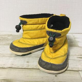 ムーンスター(MOONSTAR )のイフミー スノーブーツ 長靴 難有り 12.5cm(ブーツ)