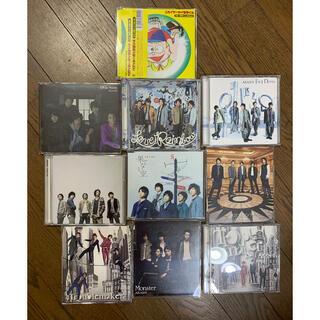 アラシ(嵐)の嵐 CD まとめ売り DVD 10枚セット(ポップス/ロック(邦楽))