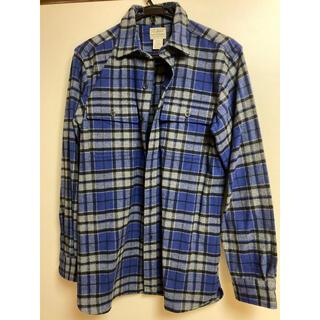 エルエルビーン(L.L.Bean)のL.LBean エルエルビーンシャツジャケットサイズLL 新品(Gジャン/デニムジャケット)