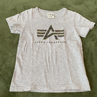 ALPHA INDUSTRIES Tシャツ 120㎝