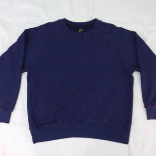ニードルス(Needles)のNeedles Hand Stitched Sweat Shirt スウェット(スウェット)