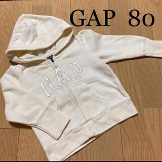 ギャップキッズ(GAP Kids)の④GAP トレーナー 80(トレーナー)