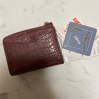 シマムラ(しまむら)の新品 しまむら プチプラのあや 三つ折り財布(財布)