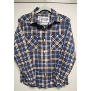 マーモット(MARMOT)の【Marmot チェック柄 ネルシャツ・Lサイズ・メンズ】(シャツ)
