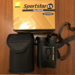 ニコン(Nikon)のNikon SportstarEX 双眼鏡(その他)