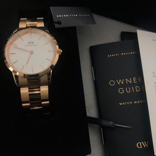 ダニエルウェリントン(Daniel Wellington)のDW 新品 ダニエルウェリントン ICONIC 腕時計(腕時計(アナログ))