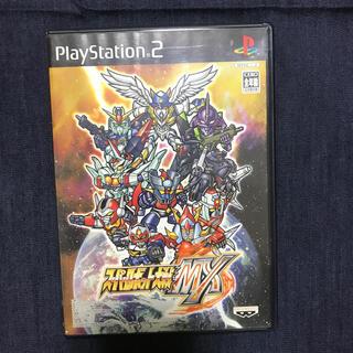 バンプレスト(BANPRESTO)のスーパーロボット大戦MX PS2(家庭用ゲームソフト)