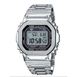 カシオ(CASIO)のG-SHOCK GMW-B5000D フルメタル シルバー×10本セット(腕時計(デジタル))