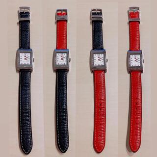 トミーヒルフィガー(TOMMY HILFIGER)のトミーヒルフィガー 腕時計⭐︎トリコロール⭐︎(腕時計)