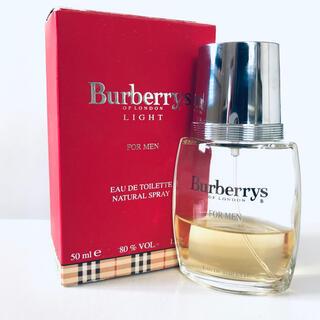 バーバリー(BURBERRY)のバーバリー ライト フォーメン 香水 50(香水(男性用))