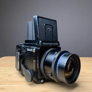 マミヤ(USTMamiya)のマミヤMamiya RZ67 150mm F3.5 付属多数あります(フィルムカメラ)