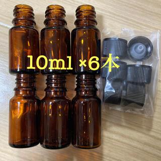 セイカツノキ(生活の木)の未使用✨生活の木 10ミリ 遮光瓶 6本セット(アロマグッズ)