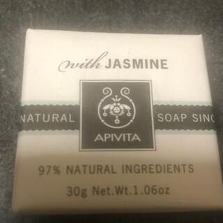 アピヴィータ(APIVITA)のアピヴィータ ナチュラルソープJ   石鹸 値下げしました(ボディソープ/石鹸)