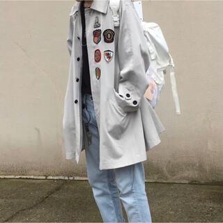 マルタンマルジェラ(Maison Martin Margiela)のDesign coat(ステンカラーコート)