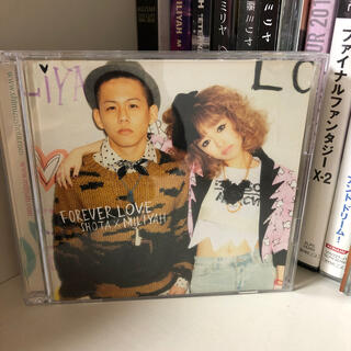 FOREVER LOVE(初回生産限定盤)(ポップス/ロック(邦楽))