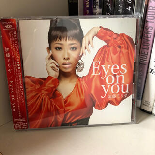 Eyes on you(ポップス/ロック(邦楽))