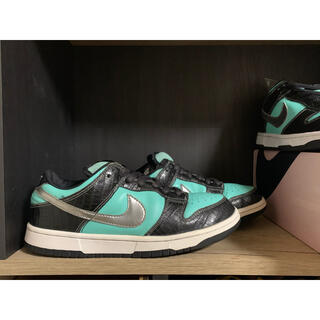 ナイキ(NIKE)のNIKE SB DUNK LOW SB Tiffany(スニーカー)
