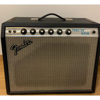 フェンダー(Fender)のFender Princeton Reverb 70's ビンテージ 難あり(ギターアンプ)