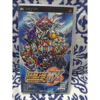 バンプレスト(BANPRESTO)のスーパーロボット大戦MXポータブル PSP(携帯用ゲームソフト)